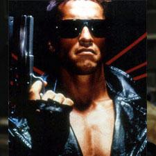 Arnold Schwarzenegger in Terminator 4