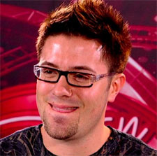 Danny Gokey: Robert Downey Jr. or Seth Rogen?