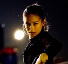 Kristen Kreuk in Street Fighter