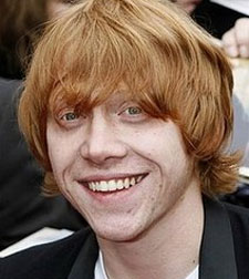 Ron Weasley Has Swine Flu