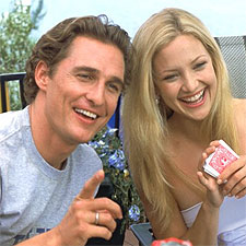 Matthew McConaughey and Kate Hudson