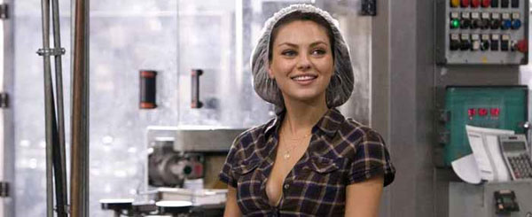 Mila Kunis in Extract