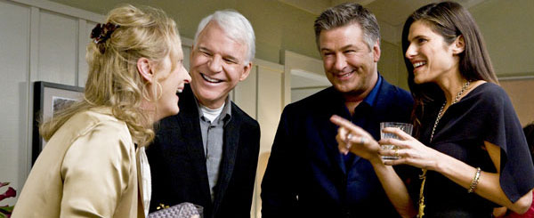 It's Complicated with Meryl Streep, Alec Baldwin and Steve Martin