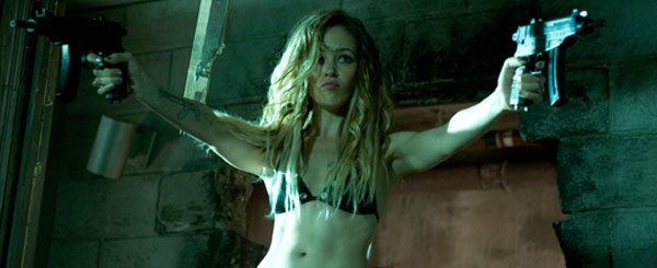 Bikini girl in Smokin Aces 2