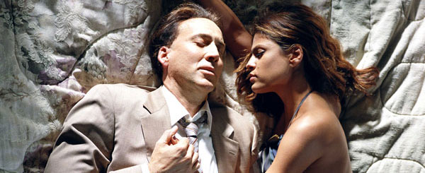 Nicolas Cage and Eva Mendes in Bad Lieutenant