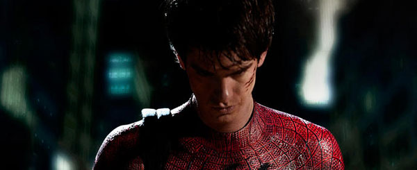 First Photo of the New Spider-Man!