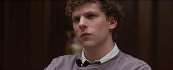 Win The Social Network on DVD!