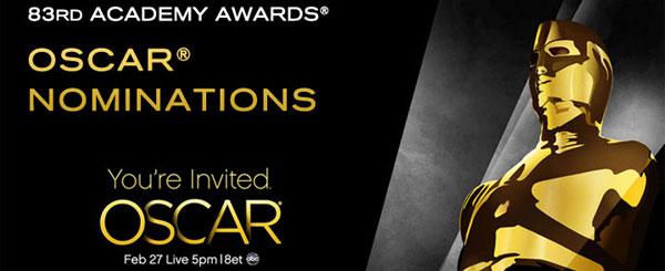 Oscar Predictions 2011