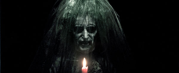 Win An Autographed Insidious Poster