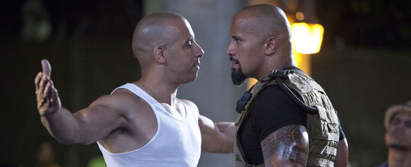 Fast Five, But First the First Four Blu-Ray Giveaway!