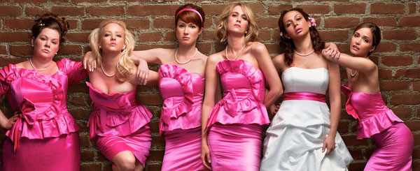 Win Bridesmaids on Blu-Ray and DVD!