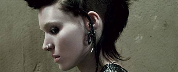 New The Girl with the Dragon Tattoo Trailer