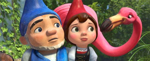 Gnomeo & Juliet: A Timeless Tale?