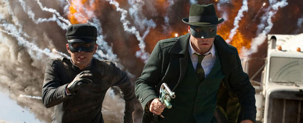 The Green Hornet DVD Review