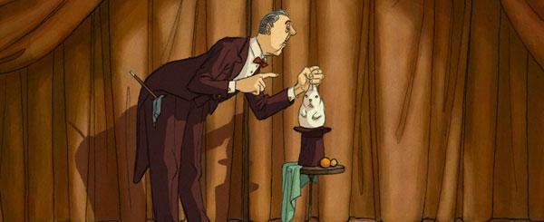 L'illusionniste: Not The Triplets of Belleville