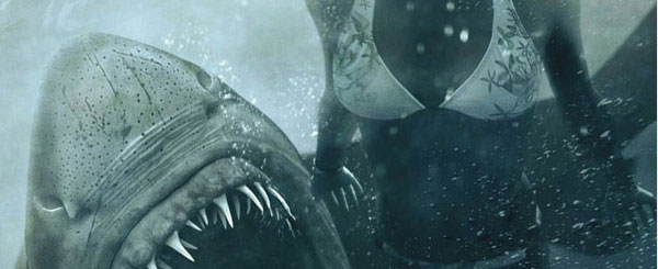 Shark Night 3D Poster and Trailer: Campy or Not?