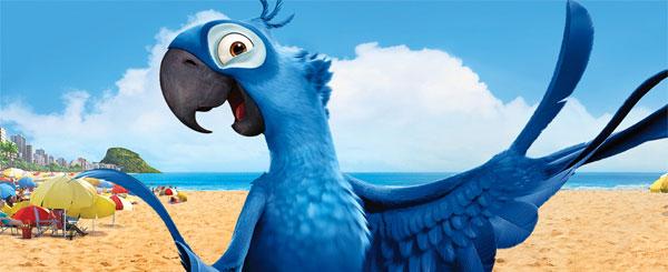 Rio Movie Review