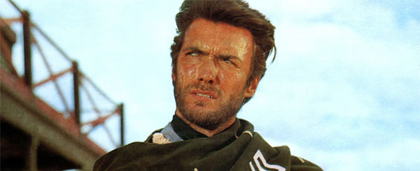 A Fistful of Dollars, A Few Dollars More and 2 Blu-Rays