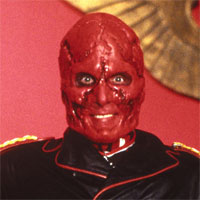 Red Skull is happy