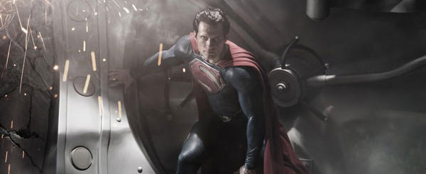 Superman's Costume Revealed
