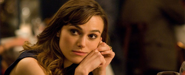 Keira Knightley or Eva Mendes? Last Night, Make a Decision