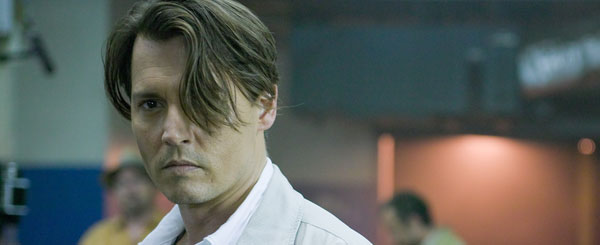 More Johnny Depp? How 'Bout More Rum Diary Pics!