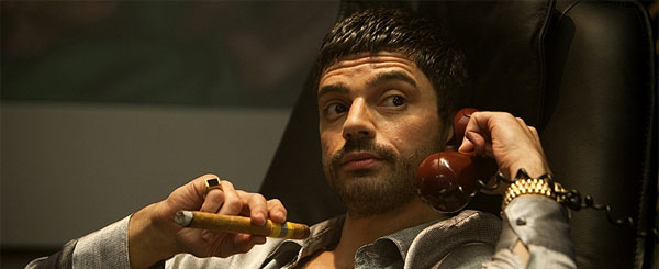 Dominic Cooper Kills in The Devil's Double