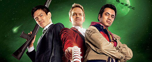 A Very Harold & Kumar Christmas Movie Review