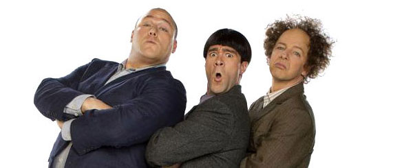 The Three Stooges is Three Disasters in One
