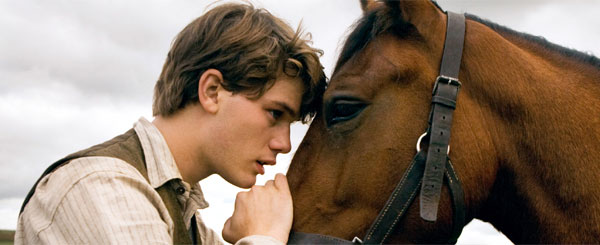 War Horse Blu-Ray A Reminder of What's Missing