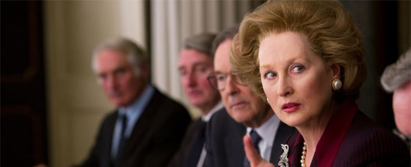 Win Meryl Streep's 'The Iron Lady' on Blu-ray!
