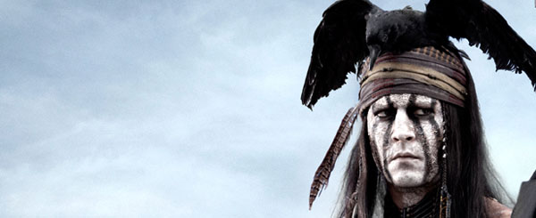 Johnny Depp as Tonto Is All Kinds of Wrong