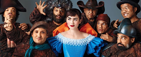 Mirror Mirror Review: Wait for the Other Snow White