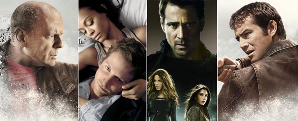 Win Big with Looper, Total Recall and More!