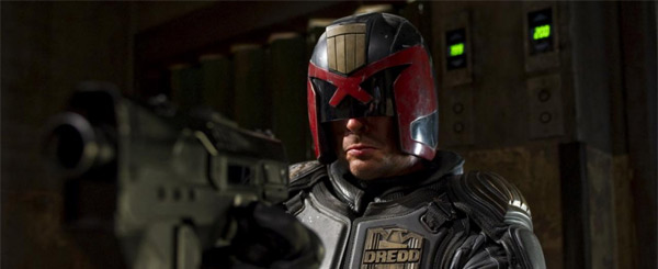 Review: 'Dredd' is a Violently Good Time