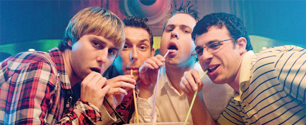 Review: 'The Inbetweeners' Isn't Original, But Fun