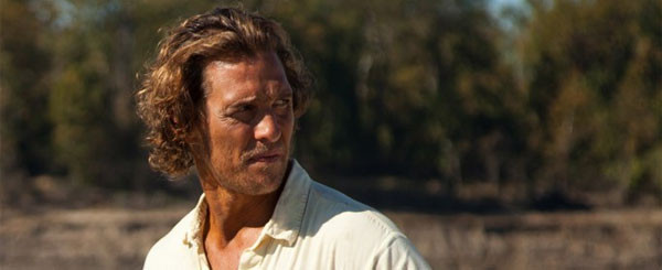 Review: Matthew McConaughey is 'Mud'