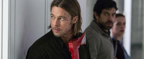 Review: 'World War Z' is a PG-13 Zombie Movie