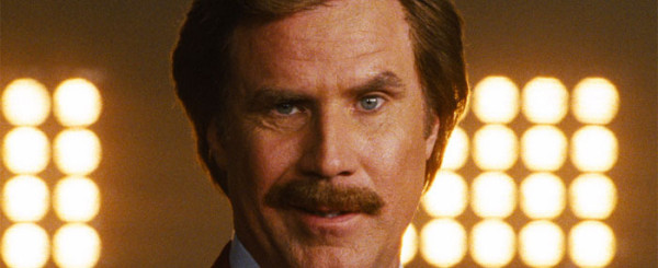 Watch the Anchorman 2 Trailer