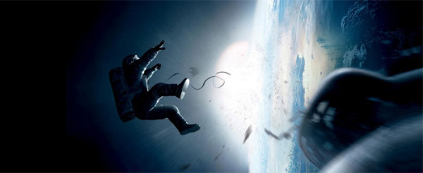 Gravity, FilmJabber's #1 Movie of 2013, Floats onto DVD