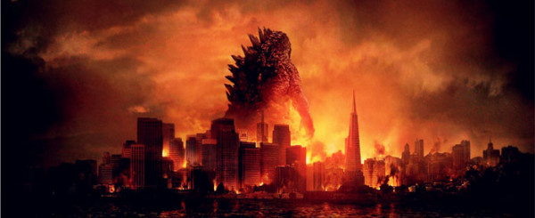 Godzilla Box Office Smash Attack