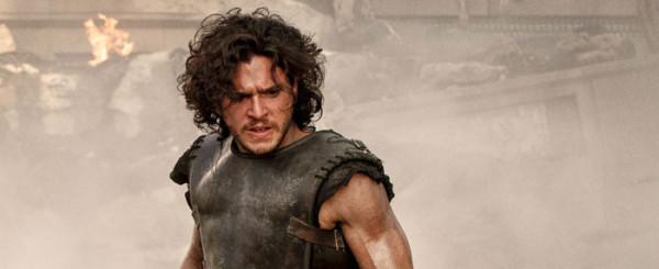 Jon Snow Stars in 'Pompeii.' People Die.
