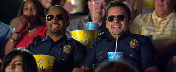 'Let's Be Cops' Commits a Serious Crime