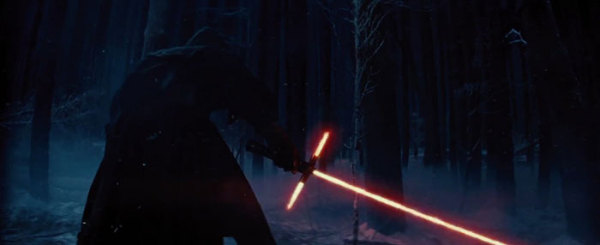 Watch the Star Wars: The Force Awakens Trailer!