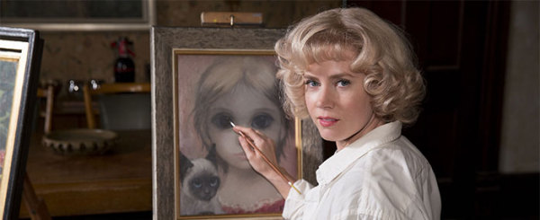 'Big Eyes' is Now on DVD, No One Cares