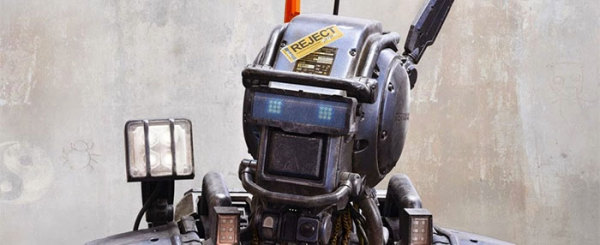Now on DVD: Happy 'Chappie'