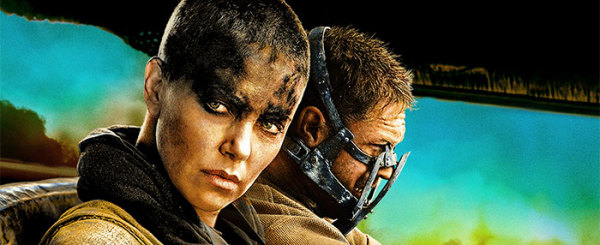 Mad Max: Fury Road Races Onto Blu-ray