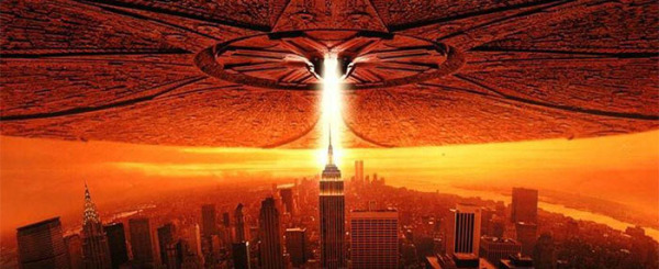 Here's the First Image from Independence Day Resurgence