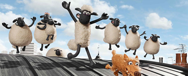 Must-See for Families: Shaun the Sheep