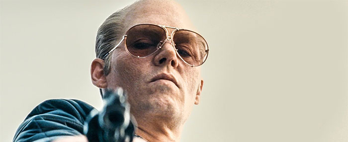 'Black Mass' Review: Depp Sizzles, Movie Squanders